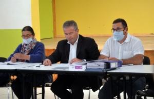 David Salque-Pradier élu sans difficulté président de la communauté de communes du Haut-Lignon