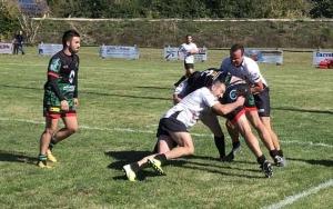 Rugby : Tence s'installe sur le podium en Promotion d'honneur