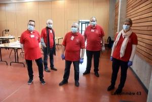 Une collecte de sang lundi 5 octobre à Monistrol-sur-Loire