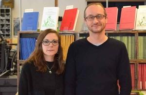 Elsa Pallot et Benoît Reiss animeront deux rencontres jeudi 29 et vendredi 30 octobre