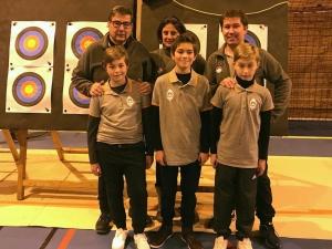 Chambon-sur-Lignon : quatre podiums pour les Archers du Vivarais-Lignon