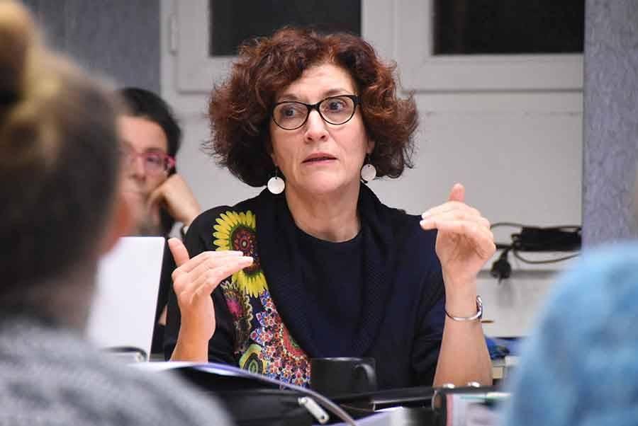 Brigitte Morel, adjointe à l'urbanisme, a présenté le résultat