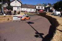 Mazet-Saint-Voy : 70 caisses à savons en pleine descente