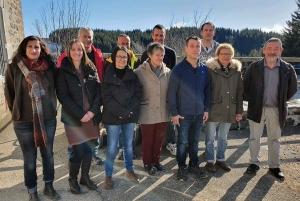 """Saint-Front : Philippe Delabre vise """"la manita"""" à la mairie"""
