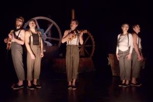 Monistrol-sur-Loire : un voyage musical fantastique et burlesque à l'affiche samedi