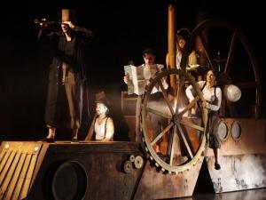 L'Odyssée à vapeur
