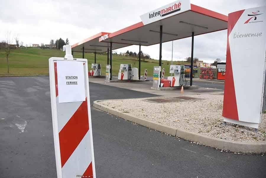 Monistrol-sur-Loire : Intermarché ferme son magasin samedi, 130 salariés au chômage technique