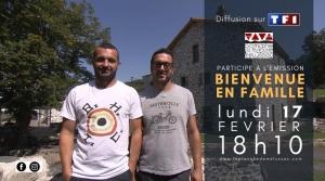 """Cussac-sur-Loire : le Domaine de la Planche de Mélussac de retour sur TF1 dans """"Bienvenue en famille"""""""