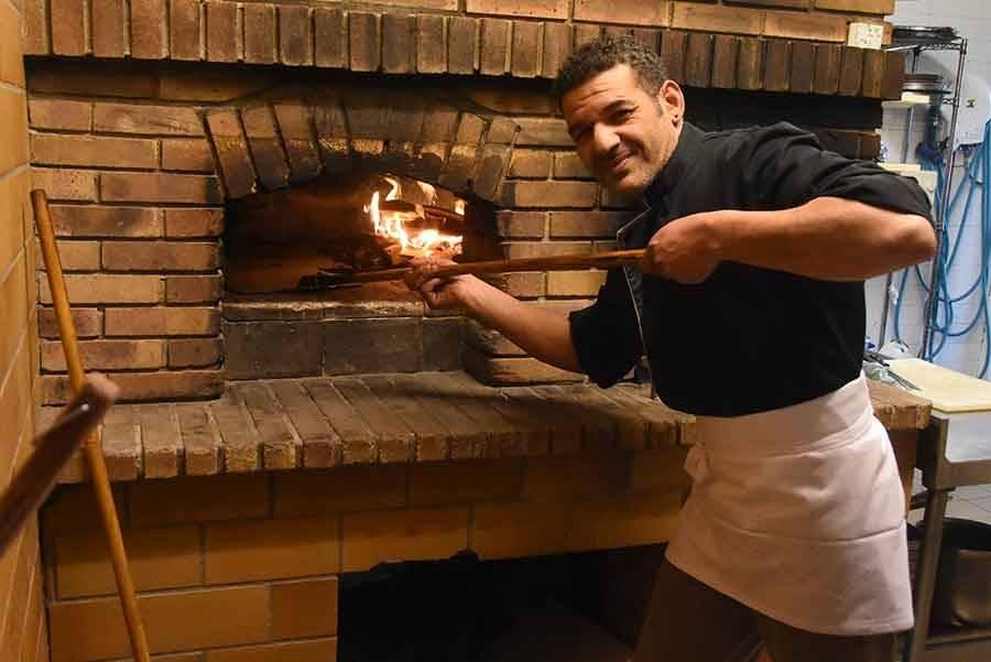 Mohamed Msallak propose des pizzas cutes au feu de bois du mardi au dimanche