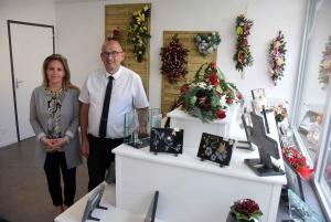 Yssingeaux : deux spécialistes des pompes funèbres à la disposition des familles