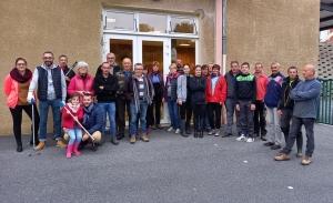 Cussac-sur-Loire : 25 personnes mobilisées pour la journée de l'environnement