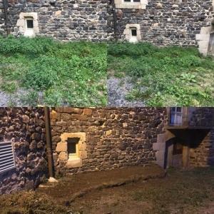 Monastier-sur-Gazeille : un collectif aménage un jardin médiéval près de l'abbatiale