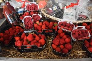 Les fruits rouges, c'est le moment de les déguster, les conserver... sans modération