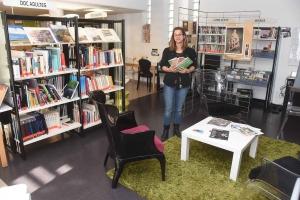 Un apéritif littéraire samedi à Rosières