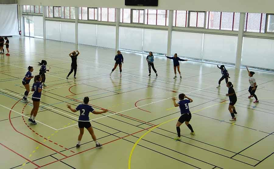 Handball : premier match et première victoire de Saint-Etienne/Monteil en Nationale 3