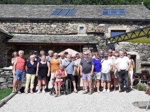 Monistrol-sur-Loire : les classards de la 74 se retrouvent enfin