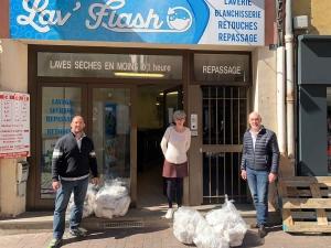 Puy-en-Velay : 200 couturières ont réalisé 5 000 masques de protection