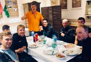 Chambon-sur-Lignon : trois équipes du Critérium du Dauphiné hébergées