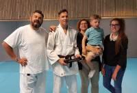 Pont-Salomon/Saint-Ferréol : une nouvelle ceinture noire de judo