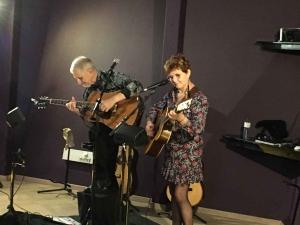 Dunières : un concert de Watson Bridge apprécié à l'auditorium