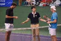 Tennis : Elie Rousset remporte de nouveau le tournoi de Tence, six ans après