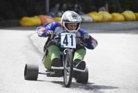 Saint-Didier-en-Velay : Jean-Christophe Bouvier remporte la course de drift trikes