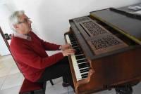 Le pianiste Paul-Hubert des Mesnards ouvre le festival mercredi 21 juin.