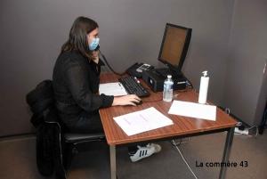 Yssingeaux : le standard téléphonique submergé d'appels à la cellule Covid