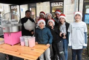 Saint-Romain-Lachalm : ambiance de Noël dans le village