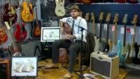 Monistrol-sur-Loire : un concert de blues à la médiathèque avec Louis Mezzasoma