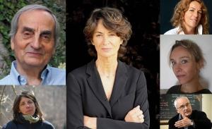 Crédit SylvaVillerot P.O.L, Anna Giraud, Michel Roty, Francesca Mantovani et DR