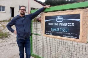 Saint-Julien-du-Pinet : il prépare l'ouverture d'un garage automobile