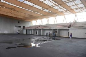 Retournac : le gymnase conçu pour accueillir des compétitions régionales