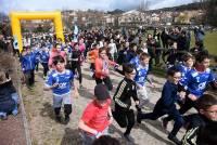 Course des enfants de Blavozy : les 10-12 ans