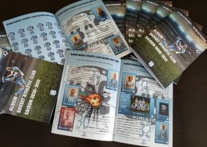 Bas-en-Basset : le Basset Athletic Club sort un album de vignettes pour ses 50 ans
