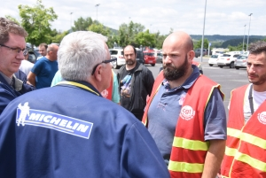 Blavozy : Michelin va reprendre la production des pneus de génie civil