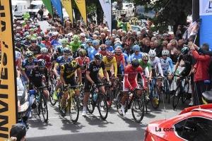 Critérium du Dauphiné 2021 : une arrivée à Saugues, un départ à Brioude et Langeac, un contre-la-montre à Firminy