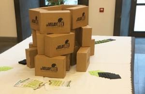 Lantriac : il fait découvrir les produits de Haute-Loire avec sa VelayBox