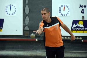 Boules lyonnaises : les quarts de finaliste connus au Puy-en-Velay