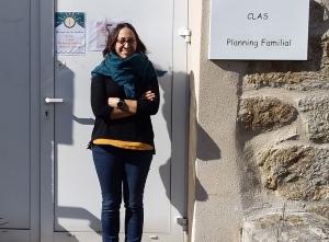 Catherine Condamin, nouvelle conseillère du Planning familial à Monistrol