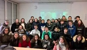 Tence : cinq rescapés d'Auschwitz témoignent auprès des collégiens de Saint-Martin