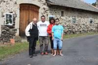 Rosières : les photos d'Arnaud réveillent les murs et fédèrent les cœurs de Haute Vialle
