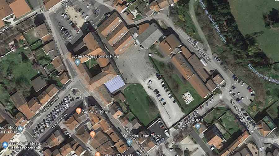 Monistrol-sur-Loire : et si le lycée professionnel quittait le centre-ville ?