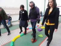Lycée Eugénie-Joubert d'Yssingeaux : se mettre dans la peau d'une personne âgée ou handicapée