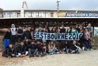 Les élèves de quatrième du collège privé Saint-Martin ont séjourné une semaine en Angleterre.