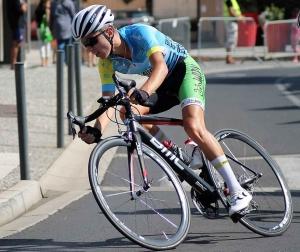 Cyclisme : Mehdi Fayolle deuxième du Trophée Vincent Lavenu