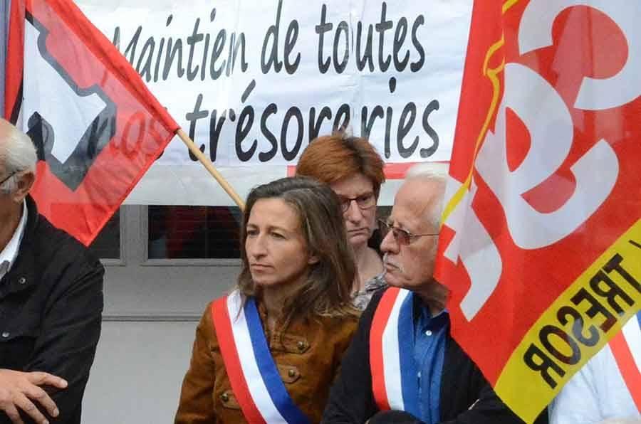 La Trésorerie de Vorey-sur-Arzon est sauvée