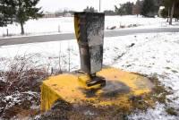 Le radar fixe de Sainte-Sigolène incendié