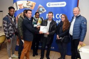 """Puy-en-Velay : les grands gagnants du salon """"Booste ton avenir"""""""