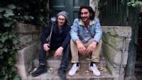 Les deux réalisateurs : Alexandre Lumbroso et Jonathan Attias